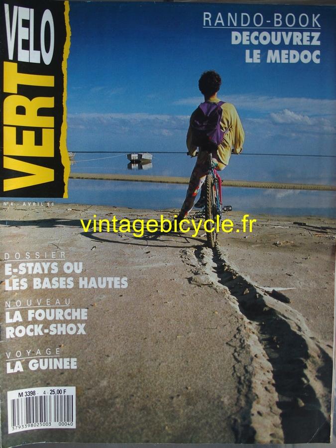 Vintage bicycle fr velo vert 20170223 3 copier