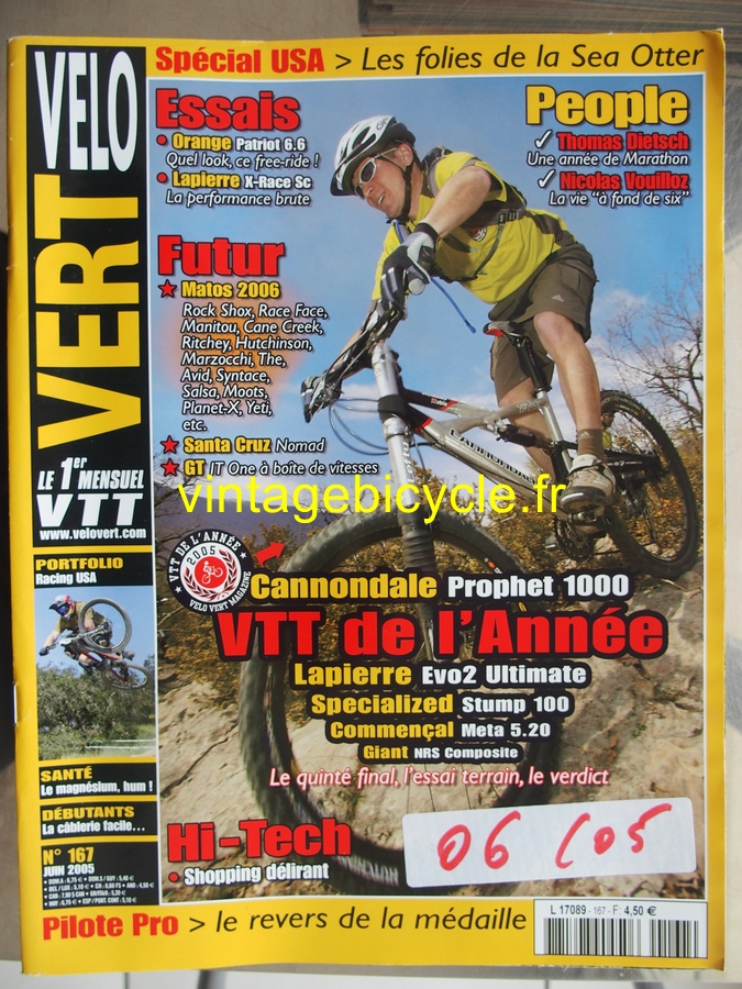 Vintage bicycle fr velo vert 20170223 40 copier