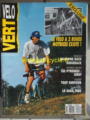 VELO VERT 1990 - 10 - N°9 octobre 1990