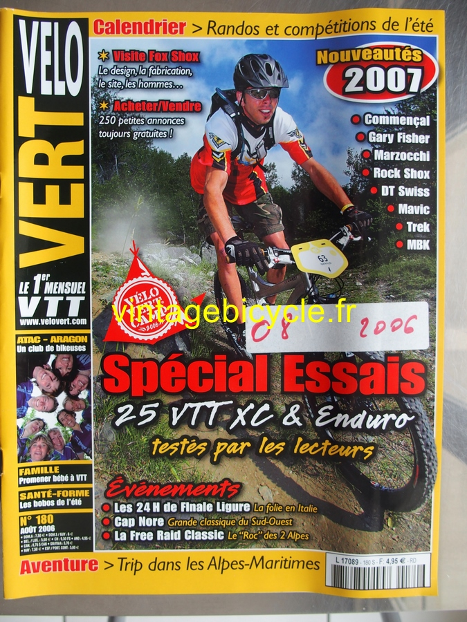 Vintage bicycle fr velo vert 20170223 51 copier
