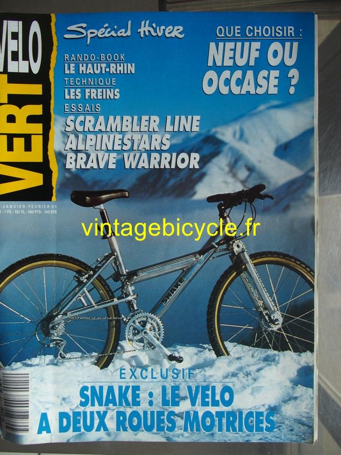 Vintage bicycle fr velo vert 20170223 8 copier