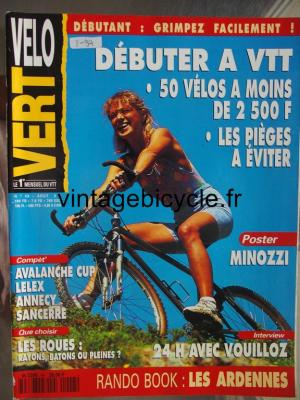 VELO VERT 1994 - 08 - N°48 aout 1994