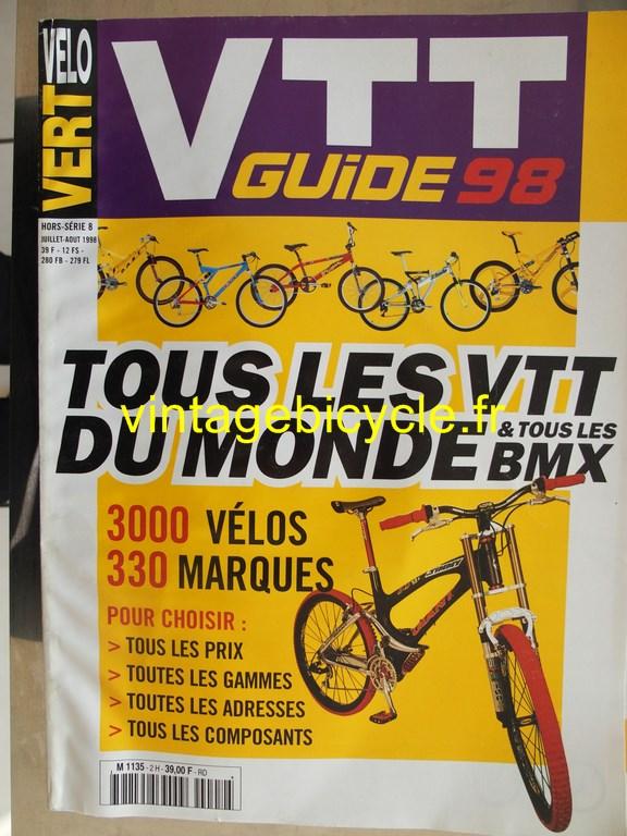 Vintage bicycle fr velo vert 6 copier 1