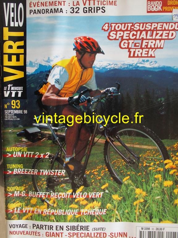 Vintage bicycle fr velo vert 8 copier 1