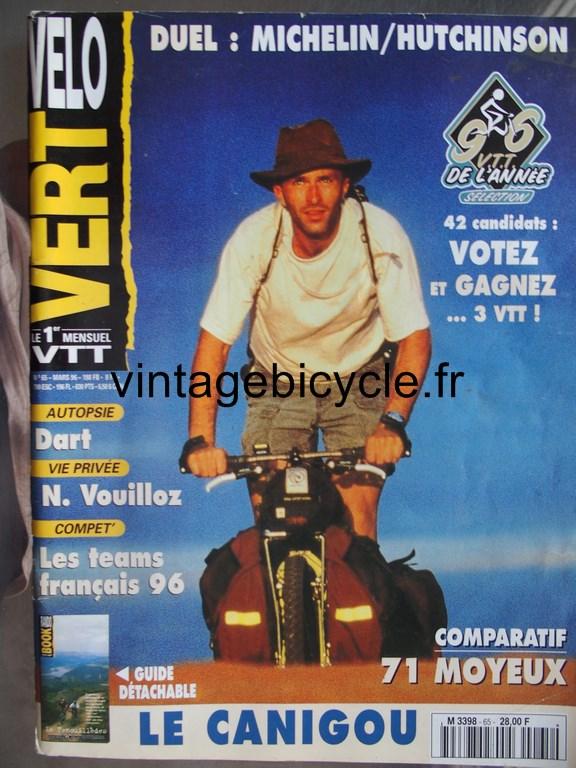 Vintage bicycle fr velo vert 9 copier