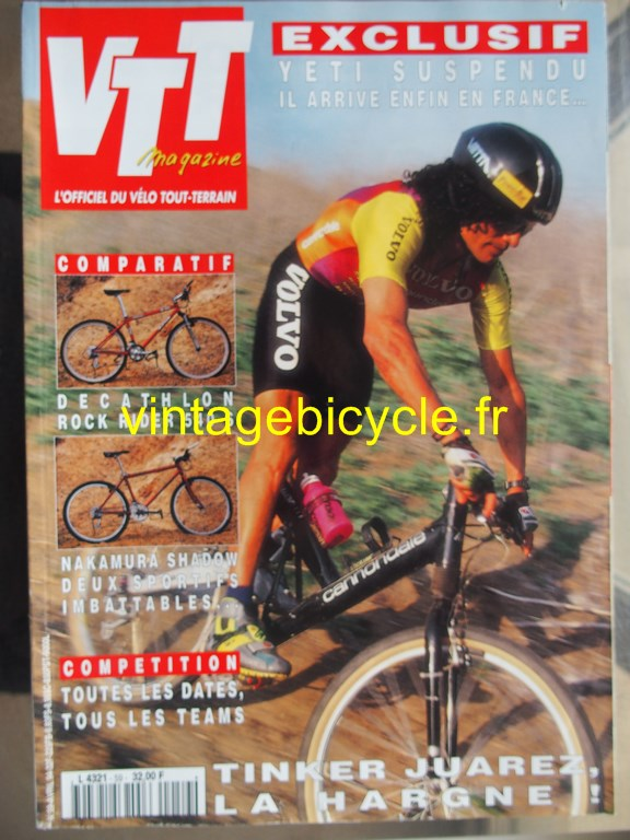 Vintage bicycle fr vtt magazine 14 copier