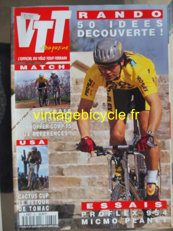 Vintage bicycle fr vtt magazine 16 copier