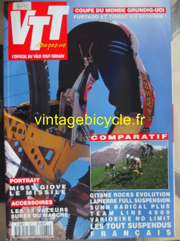 Vintage bicycle fr vtt magazine 17 copier
