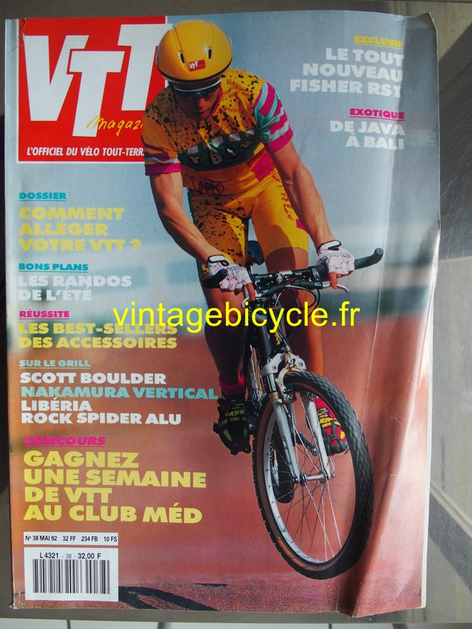 Vintage bicycle fr vtt magazine 20170222 32 copier