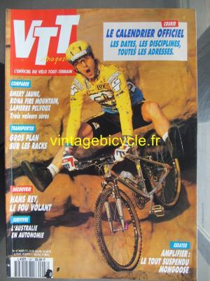 VTT MAGAZINE 1993 - 03 - N°47 mars 1993