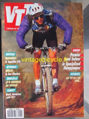 VTT MAGAZINE 1993 - 04 - N°48 avril 1993
