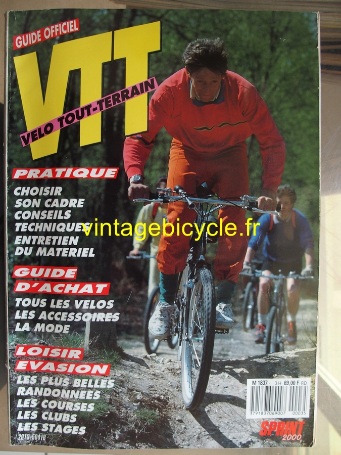 Vintage bicycle fr vtt magazine 20170222 4 copier