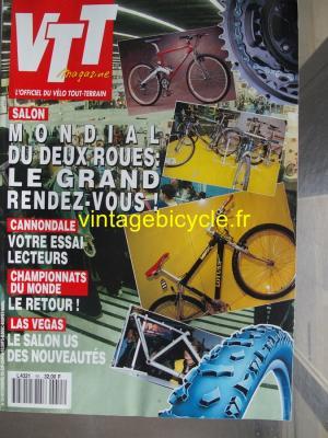 VTT MAGAZINE 1993 - 11 - N°55 novembre 1993