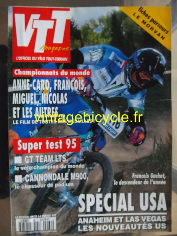 Vintage bicycle fr vtt magazine 23 copier