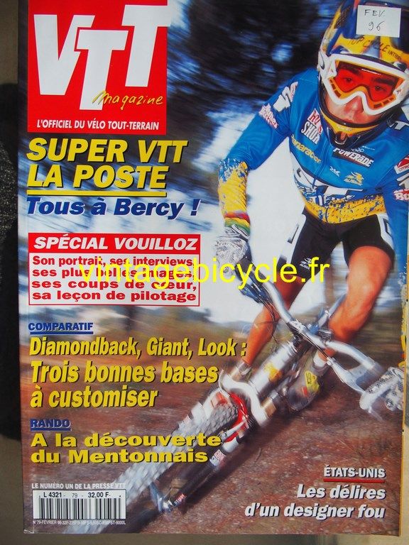 Vintage bicycle fr vtt magazine 29 copier