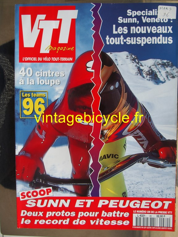 Vintage bicycle fr vtt magazine 30 copier