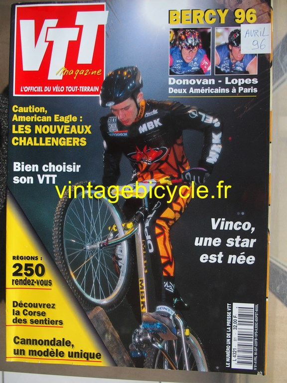 Vintage bicycle fr vtt magazine 31 copier