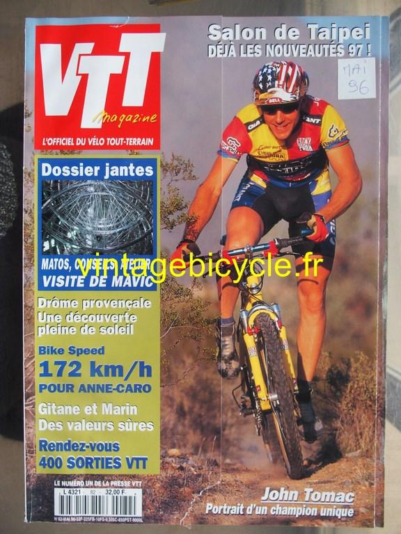 Vintage bicycle fr vtt magazine 32 copier
