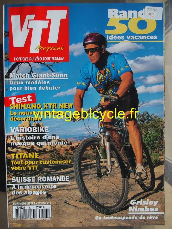 Vintage bicycle fr vtt magazine 33 copier
