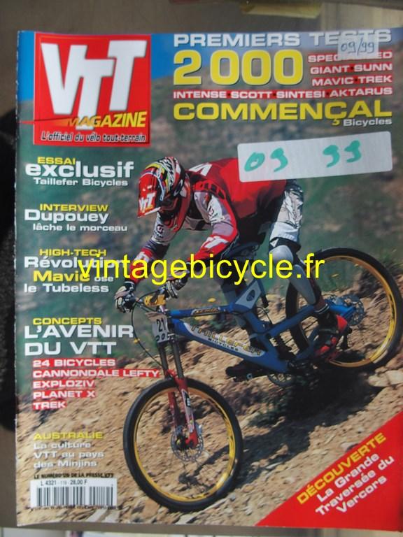 Vintage bicycle fr vtt magazine 52 copier