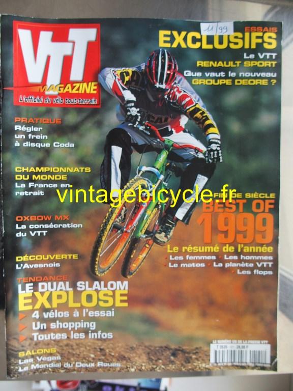 Vintage bicycle fr vtt magazine 54 copier