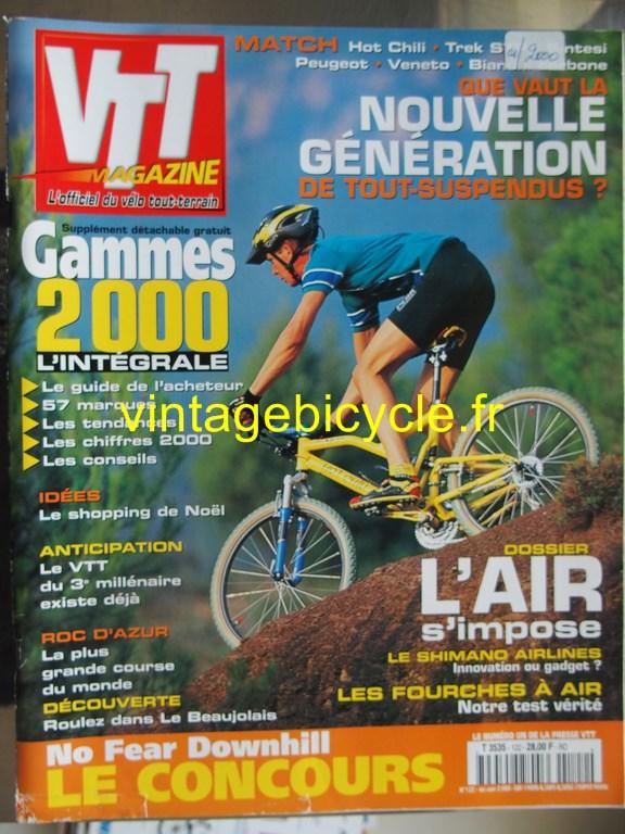 Vintage bicycle fr vtt magazine 55 copier