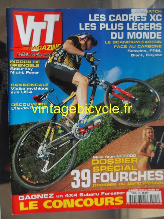 Vintage bicycle fr vtt magazine 56 copier