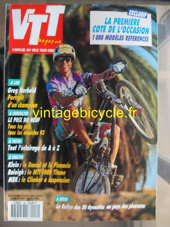 Vintage bicycle fr vtt magazine 6 copier