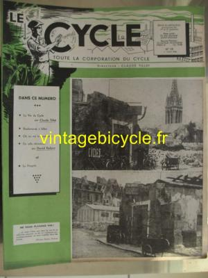 LE CYCLE 1946 - 06 - N°18 juin 1946