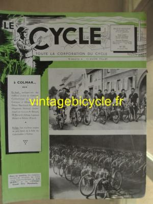 LE CYCLE 1946 - 08 - N°22 aout 1946