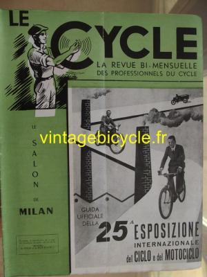 LE CYCLE 1947 - 12 - N°3 decembre 1947