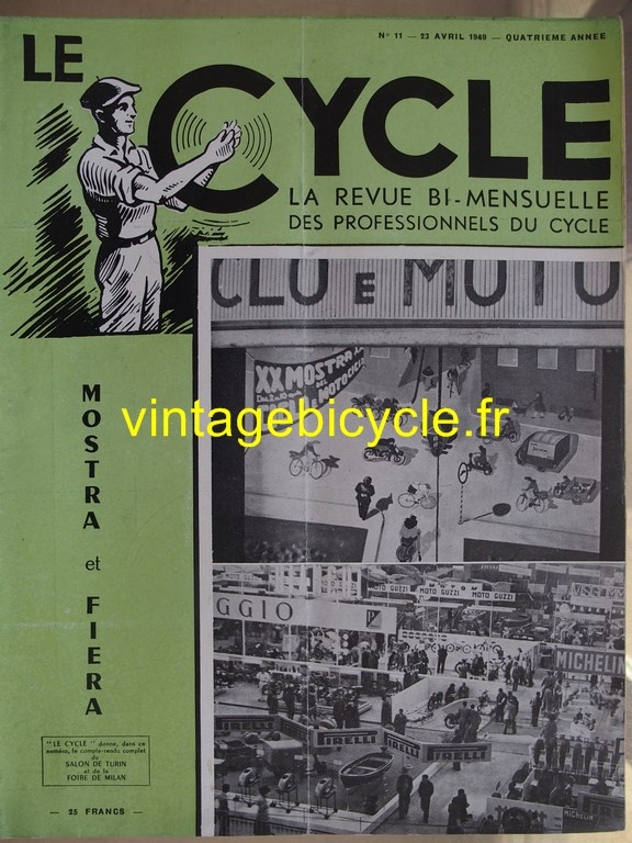 Vintage bicycle le cycle 70 copier